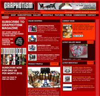 graphotism.com The role of GRAPHOTISM as a regular journal is to present and raise the profile of graffiti art writing around the world.
