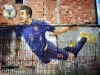 Robin van Persie - Rio - Brazil (graffiti made during the World Cup 2014)