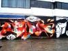 CEU graffiti - Quito, Ecuador