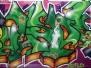 Graffiti Contest - Sfantu Gheorghe, Romania, April 2007