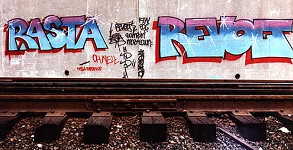 RASTA C.I.A. Crazy Inside Artists, June 16th 2001