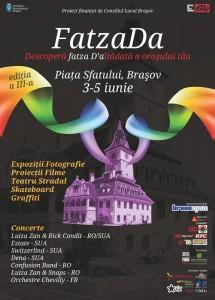 Poster Fatzada 2011 - Brasov