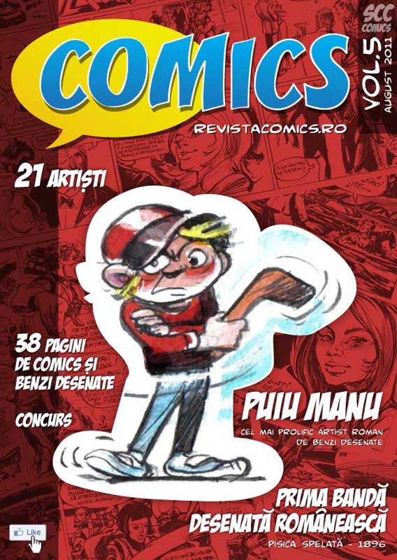 COMICS nr 5