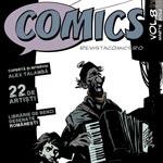 Revista COMICS nr. 8 (martie 2012)
