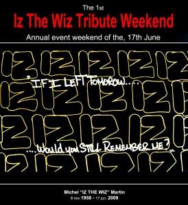 Iz The Wiz Tribute