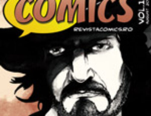Revista COMICS nr. 11 (august 2012)