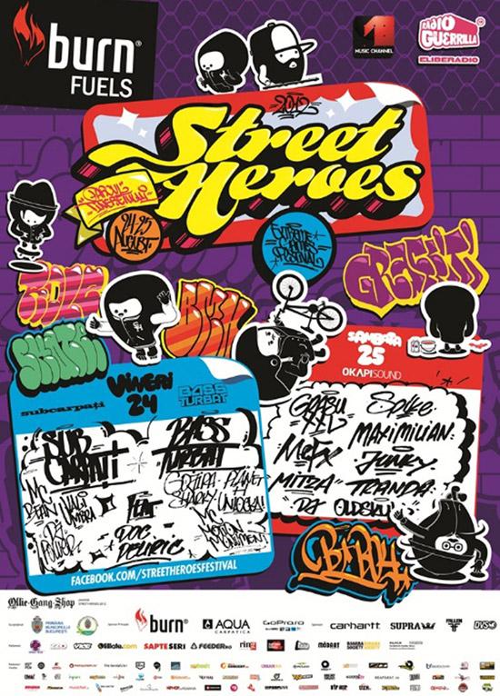 Street Heroes 2012
