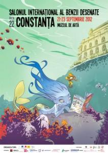 Salonul International al Benzii Desenate de la Constanta 2012