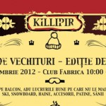 KILLIPIR - Targ de vechituri, Club Fabrica