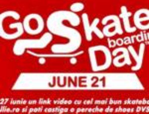 21 iunie: Skateboarding Day